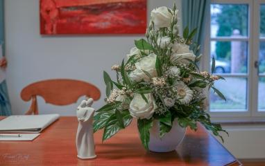 Dekoration Standesamtliche Hochzeit