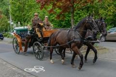 Isenburger Hochzeitskutsche