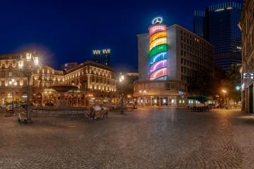 Frankfurt ist Bunt.  #fdtd2021