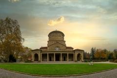 Trauerhalle Hauptfriedhof Frankfurt
