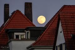 Isenburger Vollmond Nacht. 06042020