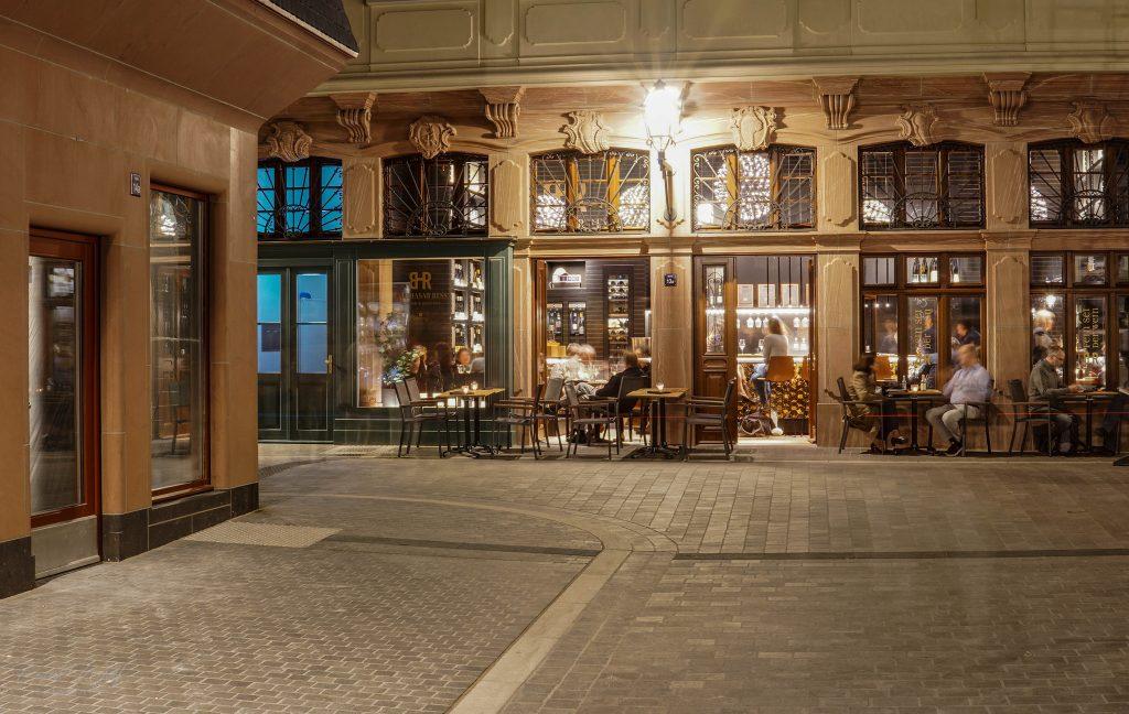 Neue Altstadt Vinothek b-r 09.2018
