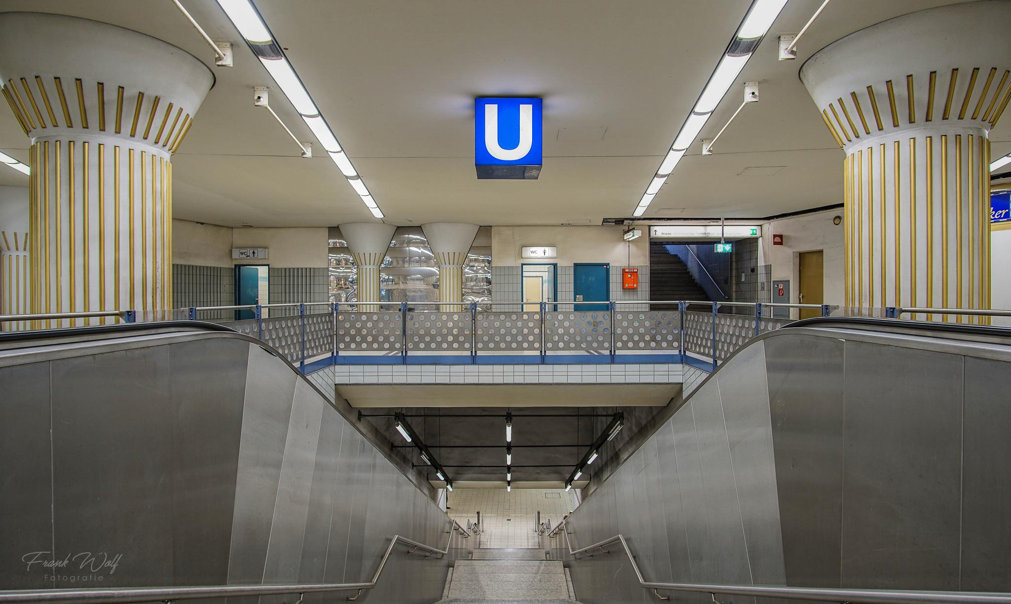 Ubahn Bockenheimer Warte