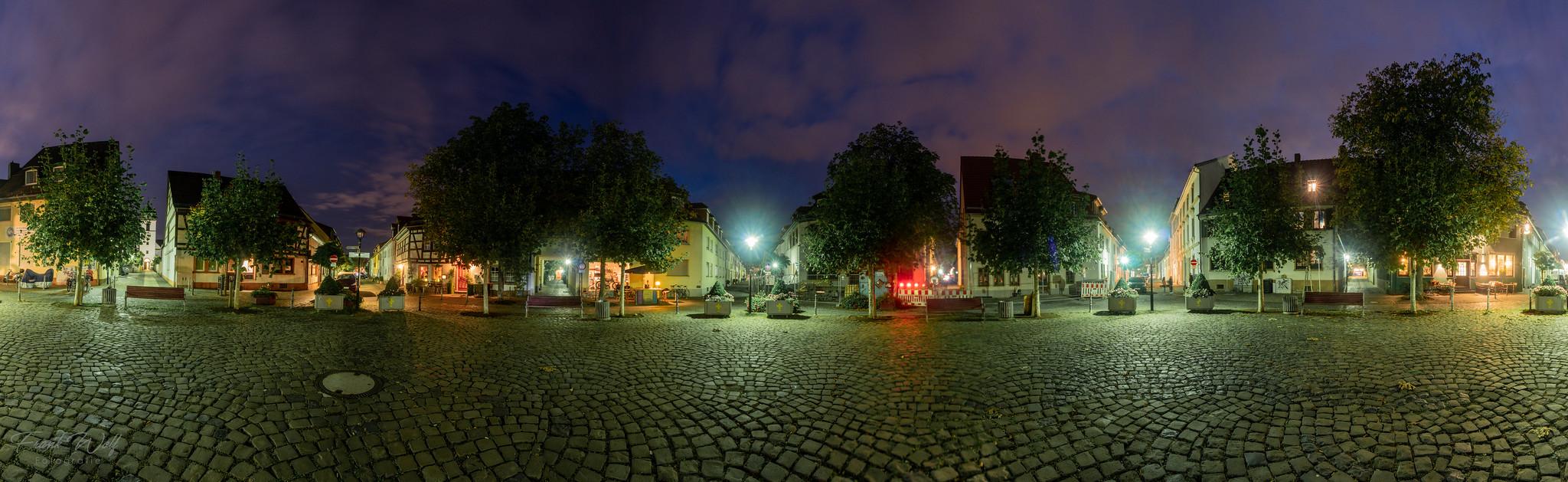 panorama marktplatz neu-isenburg