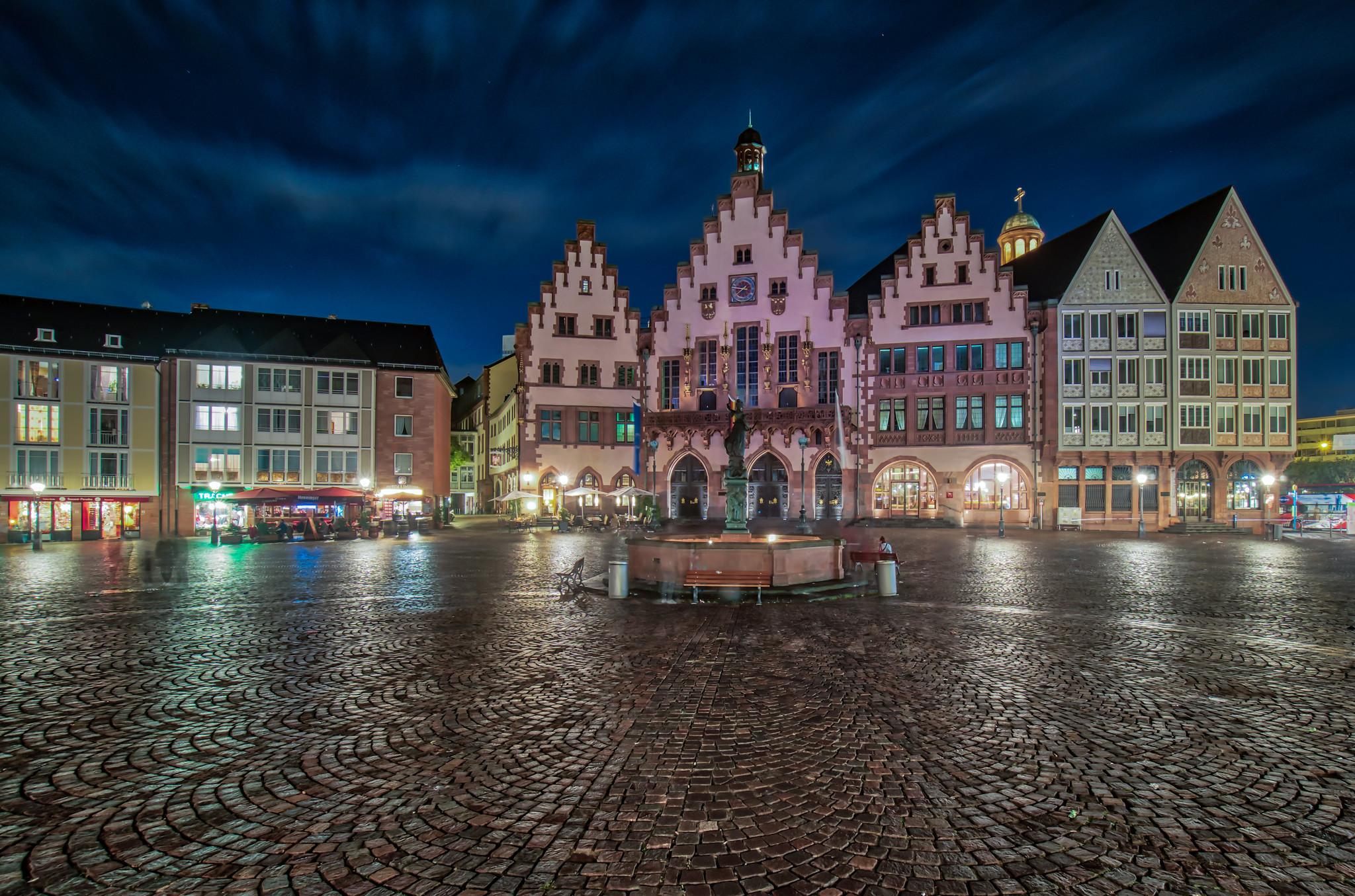 Römerberg Frankfurt 12.2019