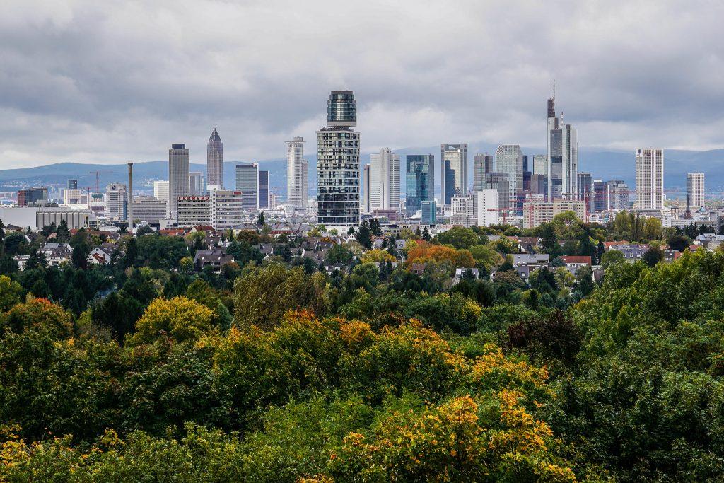 Ausblick vom Goetheturm 08.10.2017