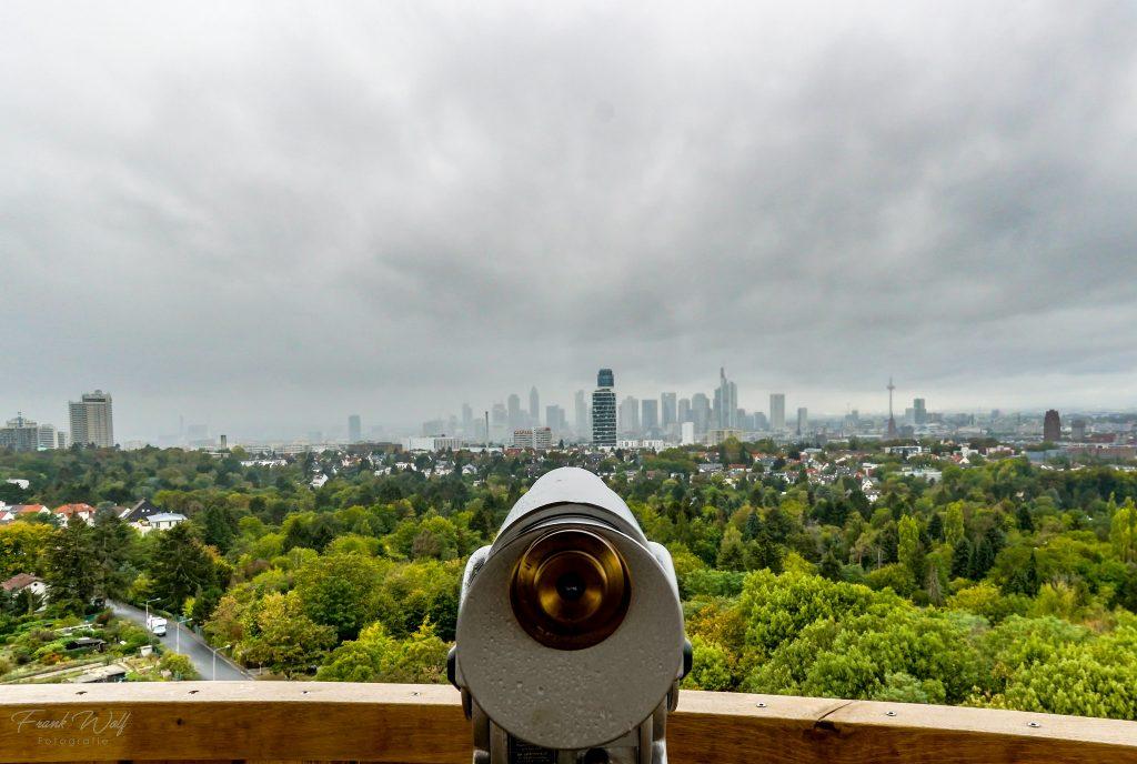 Aussicht neuer Goetheturm 26.09.2020